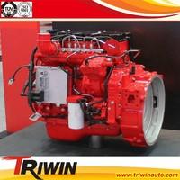 DCEC Genuine ISDE4 Diesel engine assembly factory price 2 cylinder diesel engine