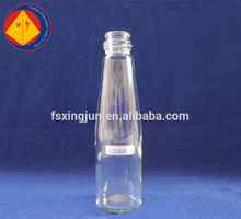 Wholesale flint 200 ml lug cap glass sweet chilli sauce bottle
