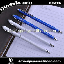 school use cheap metal stylus pen for 3ds / iPhone5/mini iPad/ ipod