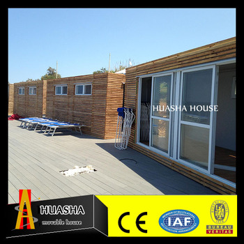 Competitive price flat pack ready made houses cabin
