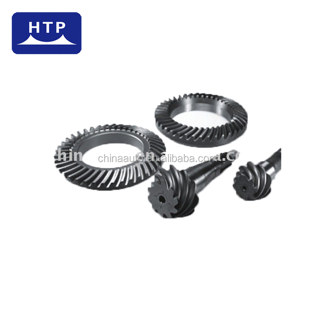A variety of models High quality crown and pinion