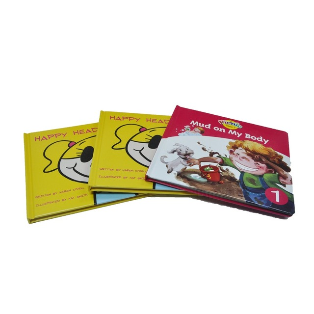 Hot selling direct factory cheap children book printing