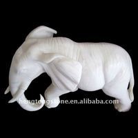 White Marble Elephant Craft