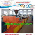 WEIER BRAND OF DOUBLE SCREW EXTRUDER MACHINE LINE