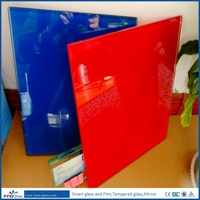 3mm,3.2mm Silkscreen Printting Tempered Glass with CCC/CE/ISO Certificate