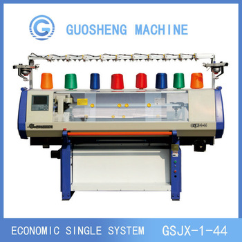 Full Fashion Wool Scarf Knitting Machine,Suzhou Textile Machinery Manufacturer(Guosheng)