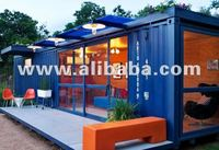 Kontener/Container Office (Port Acamp)