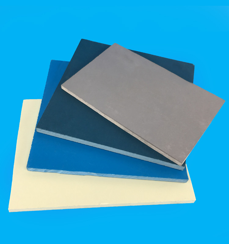 White / grey / blue / black pvc plastic sheet 3mm 2mm with high qulity from china