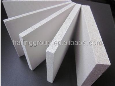 The improved anti halogetion Magnesium Sulfate MgSO4 Magnesium Oxide Mgo Frieproof board for ourside wall