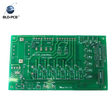 electronic circuit test board for air conditioning