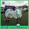 Hotselling kids bubble suit plastic bubble soccer football ball clear bumper ball