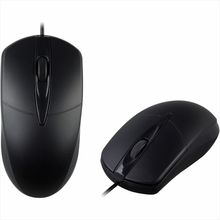 2017 Cheap Ergonomic Wired Mouse made in Shenzhen