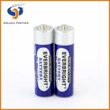 1.5V R6 AA Zinc Chloride Battery from China
