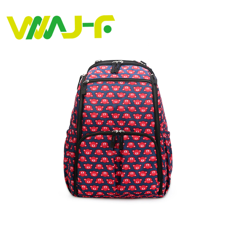 Durable In Use Backpack For Travel Machine Washable Diaper Bag Ladies Leather Bags