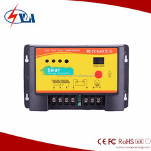 12/24V auto 20A manual pwm solar charge controller