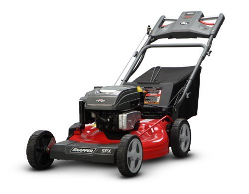 Snapper SPXV2270HW 700 Series 22-Inch Briggs & Stratton Gas Powered 3-In-1 FWD REACT Self Propelled Lawn Mower with High Rear Wh