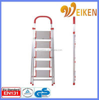 WK-AL205 Domestic Ladders Type and Ladder Stools foldaway ladder