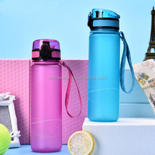 BPA free Portable Space Adult Sports cycling travel camping Hiking Plastic Drink Water Bottles