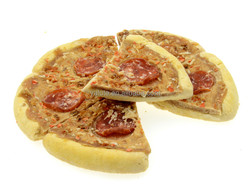new pet product sausage pizza dog treat wholesale pet food