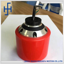 New product red wheel brushless hub motor with waterproof
