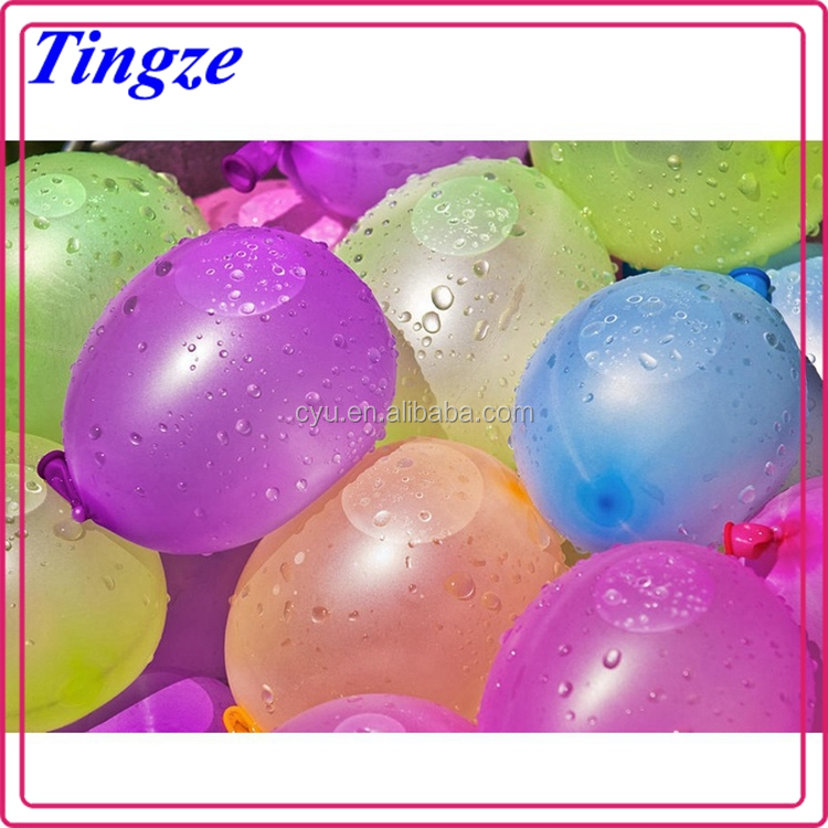 Hot sale Water Balloons toy 2016 Newest Summer Fun Magic Balloon Water