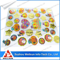 Durable 3d hologram maker stickers