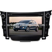 7'' double din DVD navigation for hyundai I30