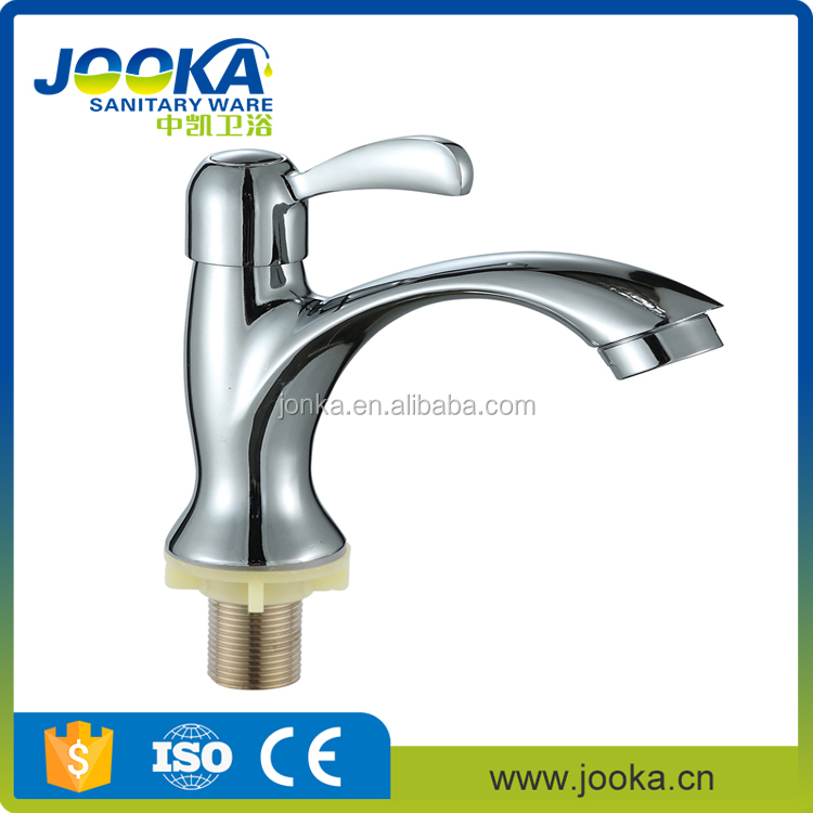China faucet suppliers hot sale cold only zinc basin water faucet