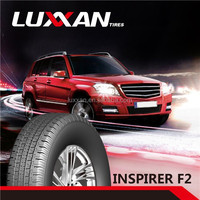 15% OFF 2015 Tyre Factory New Car Tires/Tyres, LUXXAN Inspire F2, 4x4 suv tire