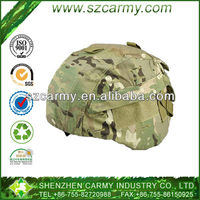Multi-cam 2nd Section Cool Bicycle Velcro Backed Helmet Cover