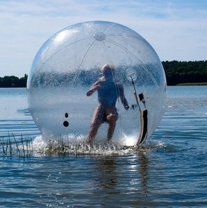 Inflatable human hamster water balls water walking water ball