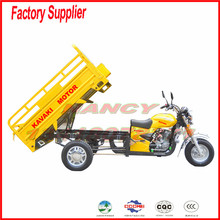 Factory sale 150cc back-seat tri-motorcycle and three-wheel vehicle