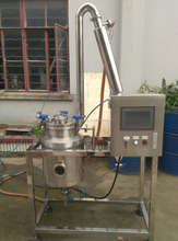 machine for distillation by steam in aromatous plant and tree with crude oil
