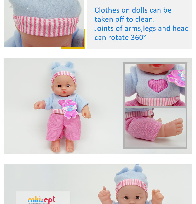 Wholesale lovely 9inch silicone baby doll with 6 sounds.jpg