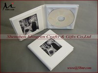 Wedding Leather CD/DVD Case Wedding CD/DVD Albums cd size dvd case