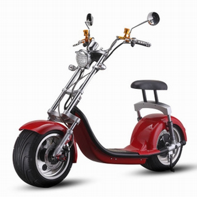 2018 newest EEC scrooser style electric city-coco scooter