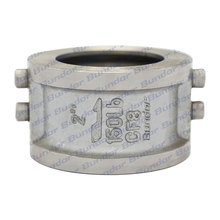 Bundor 150LB Stainless Steel Wafer Type anix nonreturn <strong>valve</strong> dn 75 check <strong>valve</strong>