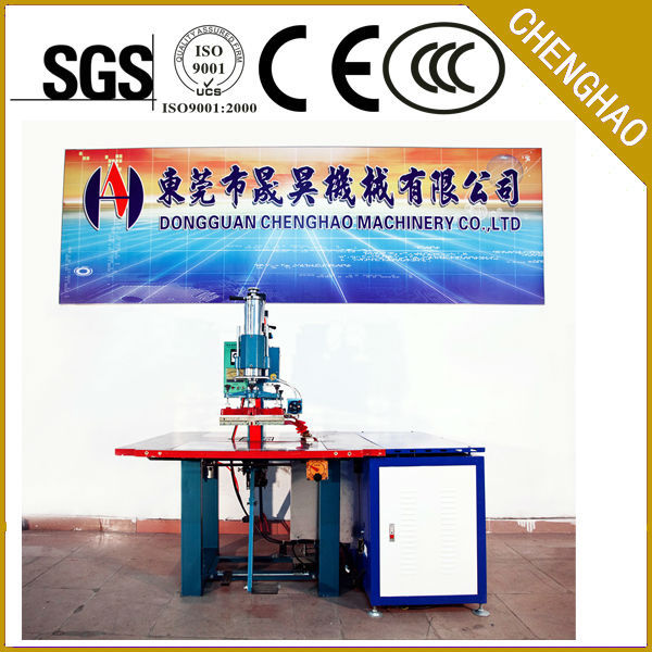 double heads high frequency pvc welding machine, labor saving machina for factories, made in China
