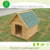 DXDH011 Large outdoor indoor insultated flat pack wooden dog house for sale