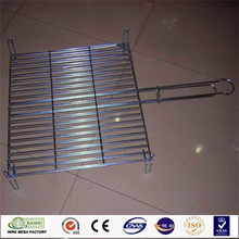 304 Stainless steel barbecue grill net bbq wire mesh mats wholesale