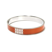 Latest Designs Logo or Pattern Custmized Printing Enamel Bracelet Bangle