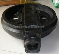 Hight quality!excavator undercarriage parts front idler,VOLVO excavator idler, used to EC280 excavtor