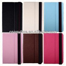 "Universal Tablet Leather Case for 7"" inch 8"" inch tablets"