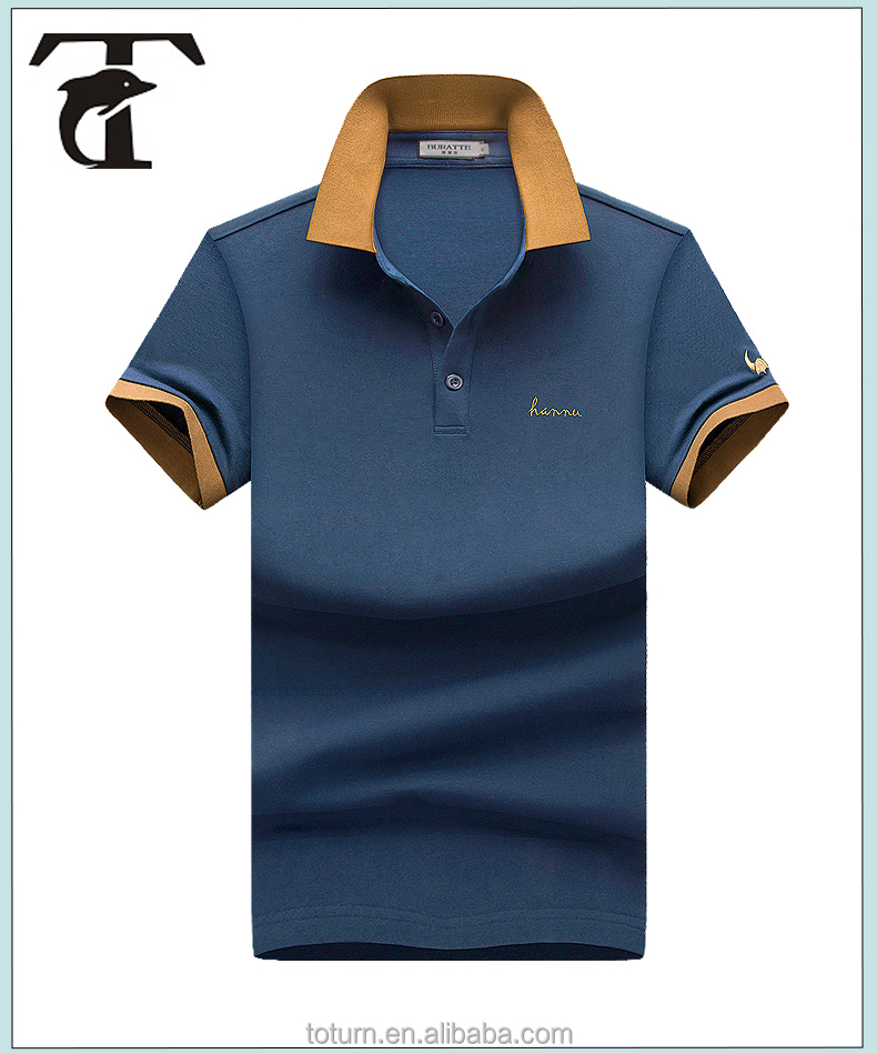 New design wholesale china supplier best polo shirt brands for Custom polo shirt design