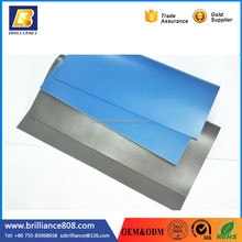 Widely used electrical silicone heat conductive rubber sheet with great Shielding effectiveness above 90 db