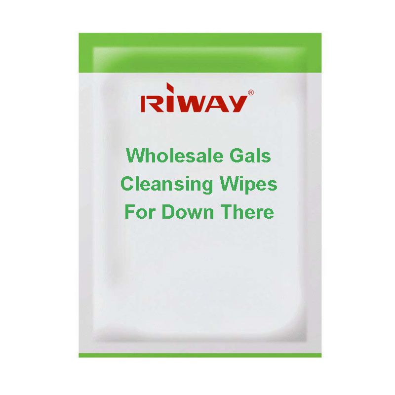 Wholesale Gals Cleansing Wipes For Down There