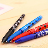 Custom printing metal pen with eraser toppers