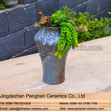 Modern wholesale ceramic and pottery garden plant bonsai stock pot
