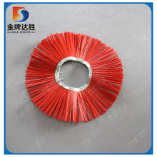 High Quality Ring PP Filament Road Cleaning Brush For Sweeper