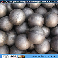 good quality high chrome grinding casting ball for cement mining mill